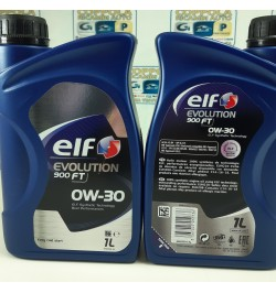 OLIO MOTORE 0W-30 ELF EVOLUTION 900 FT 1L