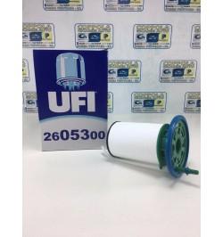 FILTRO CARBURANTE UFI 2605300 PEUGEOT BOXER - CITROEN JUMPER 2.0 BLUE HDI 2015