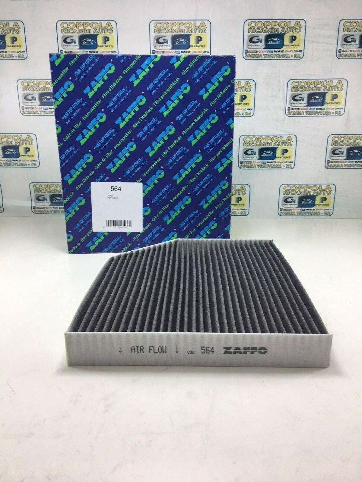 FILTRO ARIA dell/'abitacolo filtro carbone attivo-AUDI a4 8k 1.8 al 2.0 TFSI//TDI