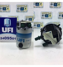 FILTRO GASOLIO UFI 2409501 NISSAN QASHQAI (J11-J11) RENAULT KADJAR 1.5 DCI 1.6